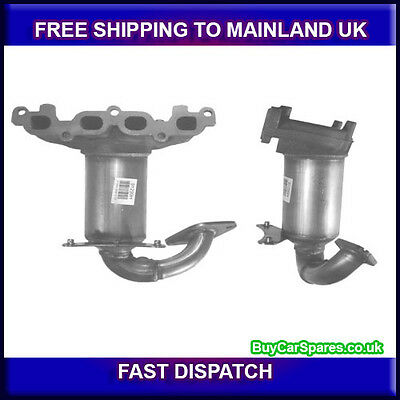 Fit with FORD FIESTA Catalytic Converter Exhaust 91299H 1.6 11/2001-