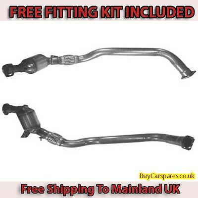 Fit with BMW 320 E46 Catalytic Converter Exhaust 80164 2.0 (Fitting Kit Included