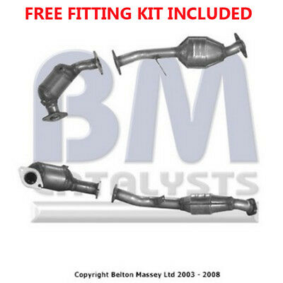 Fit with SUBARU FORESTER Catalytic Converter Exhaust 91070 2.0 (Fitting Kit Incl