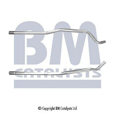 Fit with BM Catalyst VAUXHALL CORSA Exhaust Connecting Pipe 50047 1.7 10/2000-8/