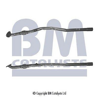 Fit with VAUXHALL ASTRA Exhaust Connecting Link Pipe 50155 1.6 11/2006-