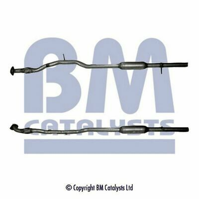 Fit with VAUXHALL AGILA Exhaust Connecting Link Pipe 50158 1.2 7/2004-