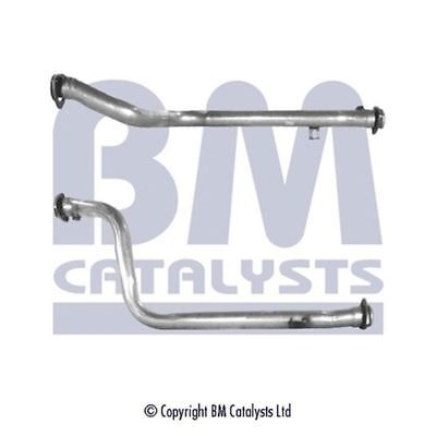 Fit with VOLVO 740 Exhaust Fr Down Pipe 70227 2.3 8/1989-9/1990