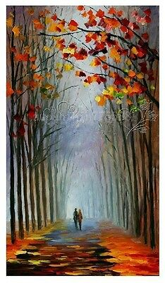 H0125  NO Frame/Pure Hand-painted Canvas Oil Painting Art