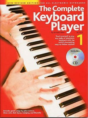 Complete Keyboard Player  - Book/CD - Revised Edition