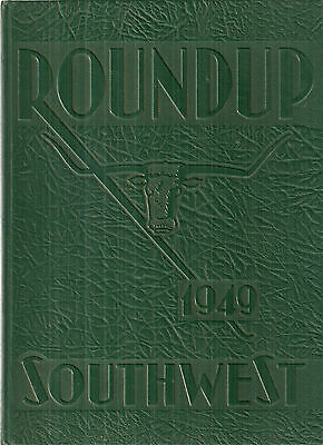 1949 Southwest High School St. Louis Missouri Yearbook