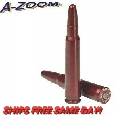 A-Zoom Precision Metal Snap Caps 8 x 57 Mauser #12235 , 2 per package
