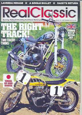 REAL CLASSIC No.113 / September 2013 (NEW) *Post included to UK/Europe/USA