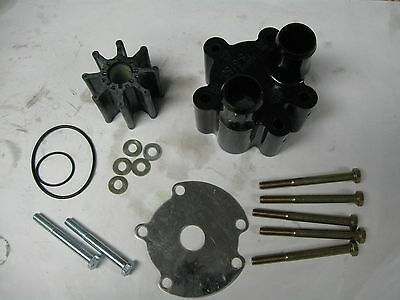 Water Pump Kit Mercruiser 200 230 260 350 357 383 4.3L 454 5.0L 5.7L 500 502 525