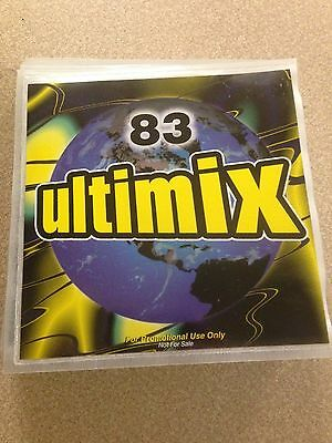 ULTIMIX MEDLEY COLLECTION Vol 1 Prince Flashback Go-Go's