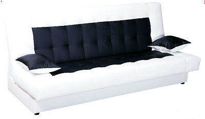 schlafsofa couch 2 sitzer mit schlaffunktion und. Black Bedroom Furniture Sets. Home Design Ideas