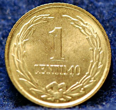 Paraguay, 1950 Centimo, Uncirculated
