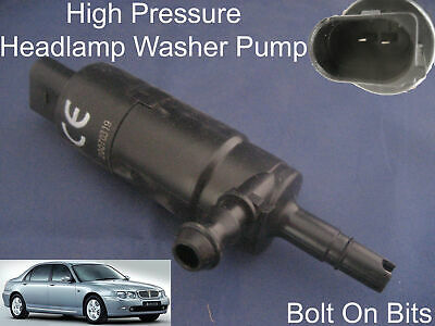Headlamp/Headlight Washer Spray Cleaning Pump MG ZT Rover 75 Saloon 1999 to 2005