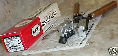 Lee Precision 2 Cavity Bullet Mold for 395 Diameter Round Ball   # 90425   New !
