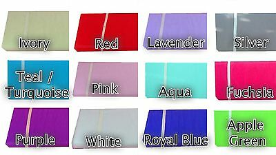 "NEW 54""x120 FT 40 yards TULLE Bolt Wedding Party Decoration Pew Bow Bridal Favor"