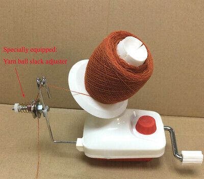 Wool/Yarn Winder for knitting machine Brother Singer