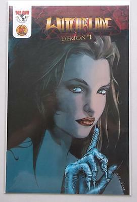 Witchblade - The Demon #1 DF Exclusive Cover C Ltd To 1000 with COA