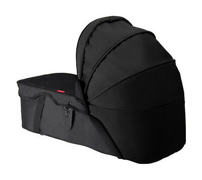 Phil & Teds Dot/ Navigator Snug Carrycot - Black - Free Shipping!
