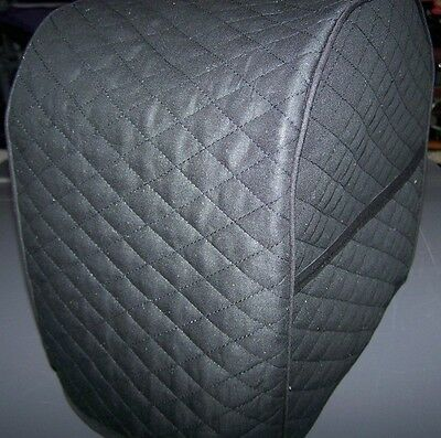 Black (or choice) Quilted Fabric Starbucks Verismo 580 Coffee Brewer Cover NEW