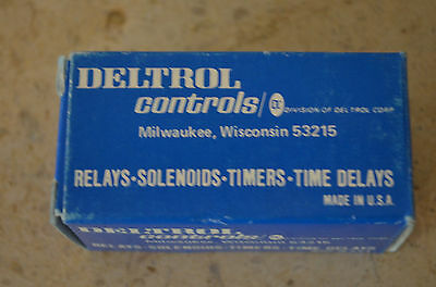 Deltrol Controls 20552-82 Series General Purpose Plug In Relay NEW