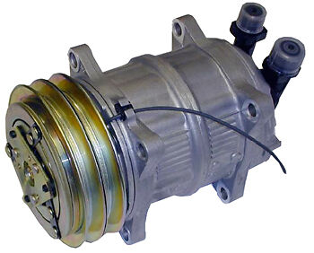 Nissan Air conditioning Compressor Aircon A/C AC Pump  Universal.  NEW !!