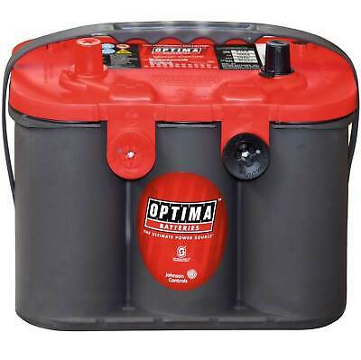 Optima RedTop RT U 4,2 12V 50Ah Autobatterie AGM Batterie USA - US Car CAR HIFI