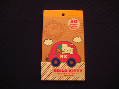 Hello Kitty - Personal Pad - 30 Sheets - Mini Note Pad Decorative Sheets