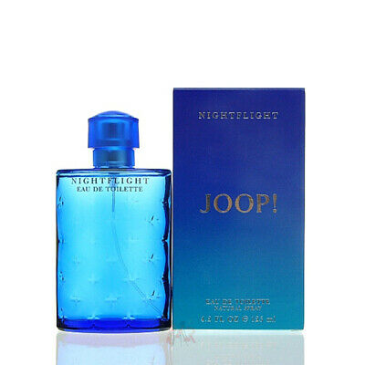 Joop Nightflight Eau de Toilette 125 ml EDT NEU OVP Herrenparfum 125ml