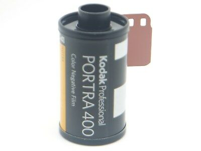 1 x KODAK PORTRA 400 35mm 36 Exp CHEAP PRO COLOUR FILM DISCOUNTS ON MULTI BUYS