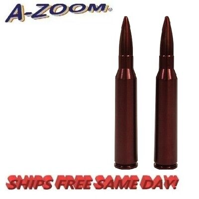 A-Zoom Metal Snap Caps 338 Lapua Magnum 12250 , 2 per package