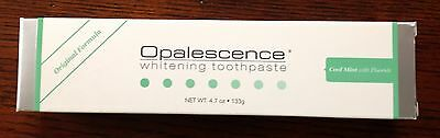Opalescence Plus Teeth Whitening Toothpaste Cool Mint 4.7 oz