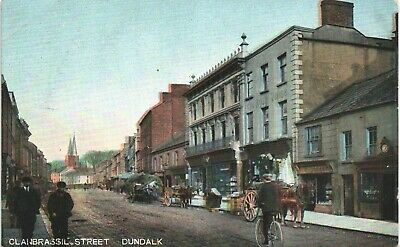 Dundalk. Clanbrassil Street in Kromo Series # T 21518.