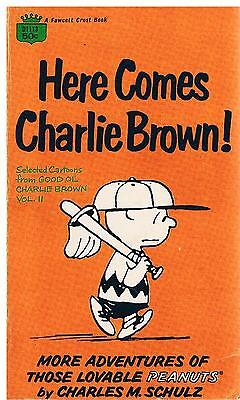 Here comes Charlie Brown! / The Peanuts