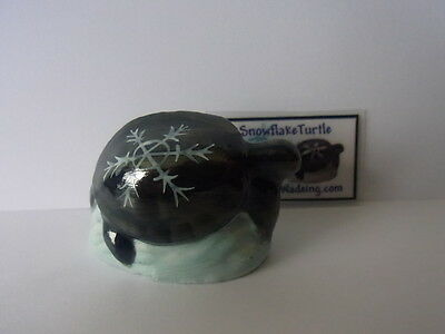 Wade WHIMSIE SNOW FLAKE TURTLE LE 50