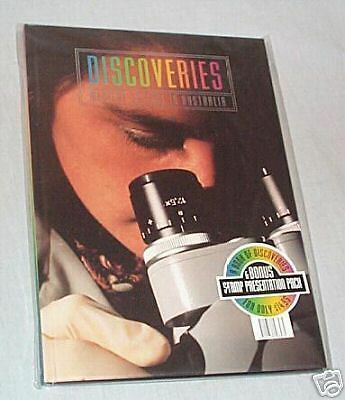 Australia Post Book - 1995 , Discoveries In Medical Science In Australia