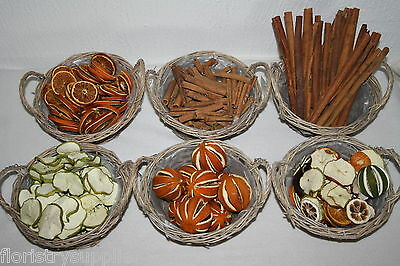 dried oranges apples or cinnamon sticks christmas wreaths xmas craft choose type