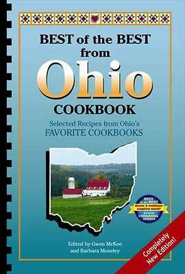 Best of the Best from Ohio Cookbook-BRAND NEW