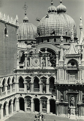Photo Georges Viollon Venise Venezia Italie Vers 1950/60 # 3
