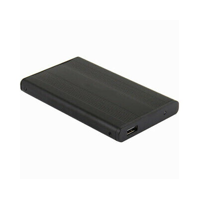 2.5 In IDE Hard Drive Enclosure External USB 2.0 High Speed Case