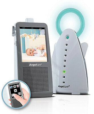 Angelcare AC1120 Babyphone Video-Überwachung Zoom Touchscreen AC 1120