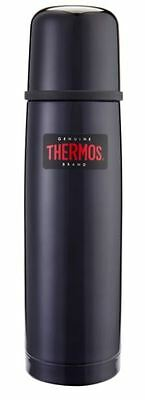 Thermos Light & Compact Midnight Blue 1 Litre Flask