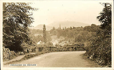 Enniskerry, Co. Wicklow by Photocraft Limited. Looking down.