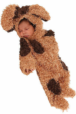 Baby Bently the Puppy Dog Spot Newborn Infant Costume 0-1-2-3-4-5-6 months