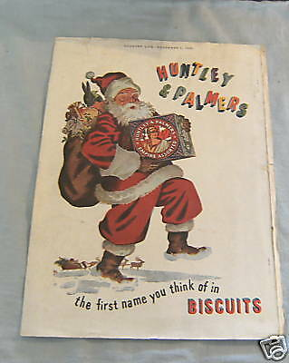 #t10. Advertisement - 1950,  Huntley & Palmers Biscuits