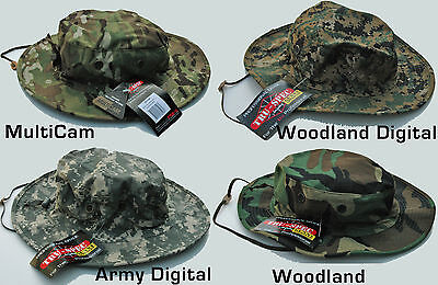 CAMO BOONIE HAT One Size Fits Most GEN 2 by TRU-SPEC - FREE SHIPPING ... 1606415970d7