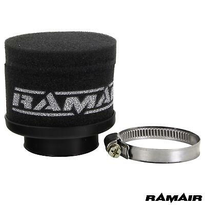 RAMAIR Foam Race Carb Scooter Air Filter for Dellorto PHBL -  40mm ID Neck