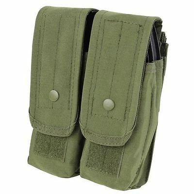 Condor MA19 Coyote Brown Double 5.56//.223 Rifle Bungee Open Top Magazine Pouch