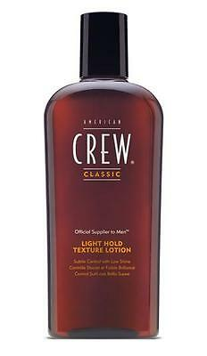 American Crew Light Hold Texture Lotion - New - CHEAP!!!