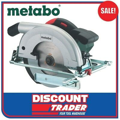 Metabo 1400 Watt 190mm Circular Saw - KS 66