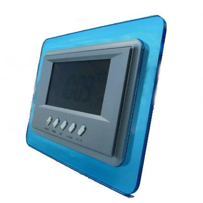 LCD Digitaluhr Wecker Wetterstation Alarm Uhr Digitalwecker Modell 8092